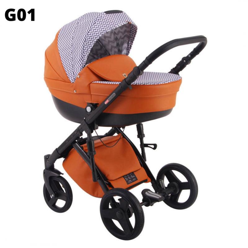 Baby trolley 3in1 Lonex GALAXY