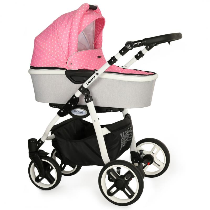 Otroški voziček 3v1 Kunert LIBERO