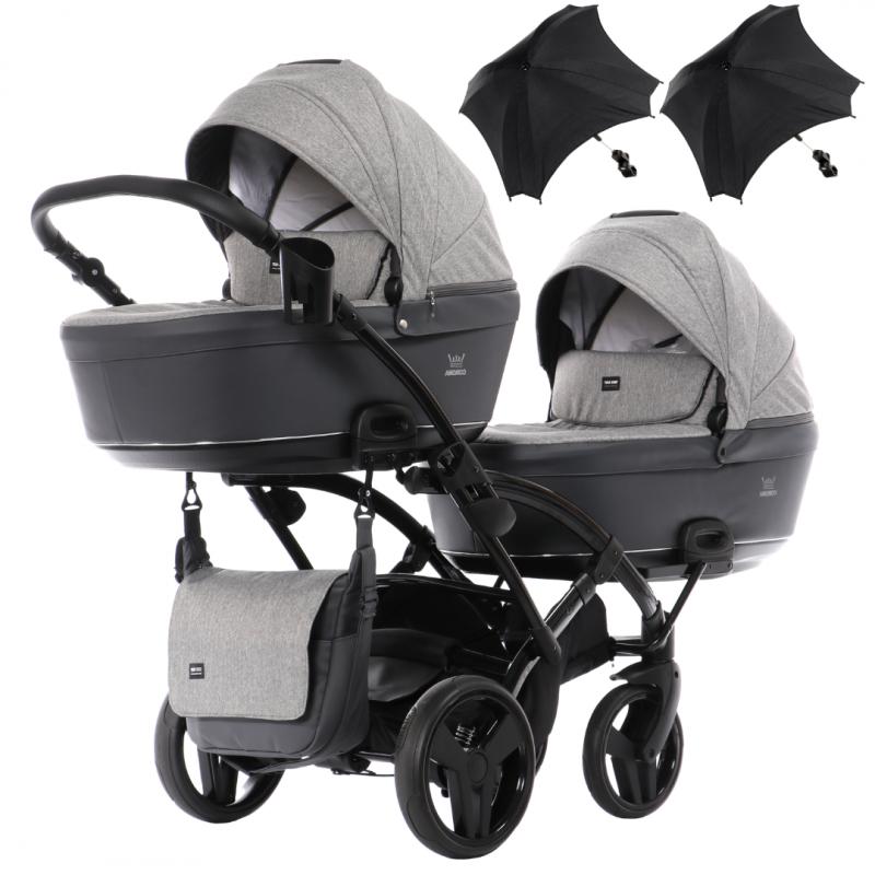 Otroški voziček 4v1 TAKO Corona Slim