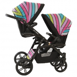 Baby trolley 4in1 Euro-Baby TANDEM