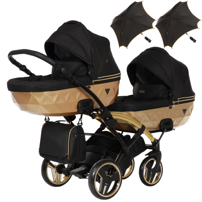 Baby trolley 6in1 Junama MIRROR Slim