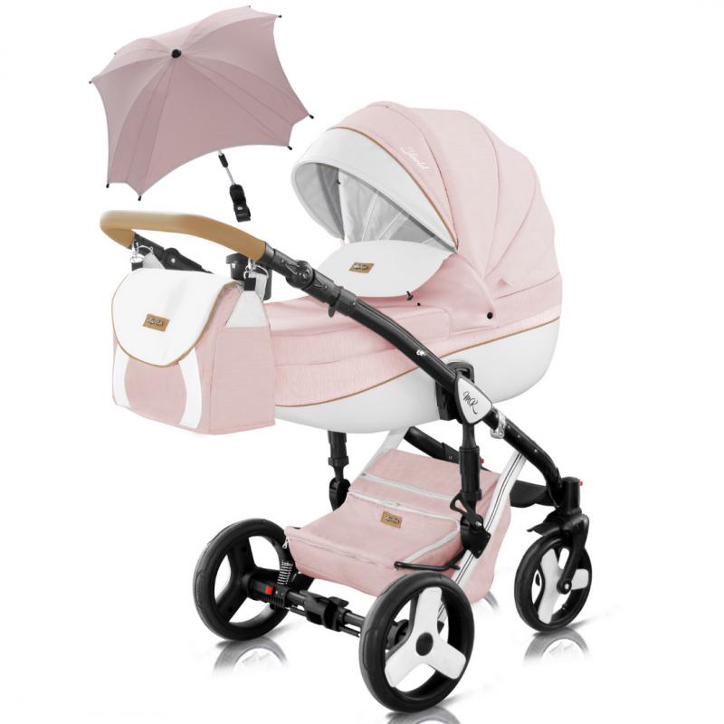 Otroški voziček 3v1 Milu Kids STARLET PLUS