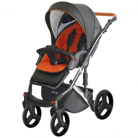 Baby trolley 3in1 Milu Kids STARLET CHROM