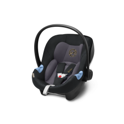 Aton M I-Size Cybex Car seat + adapters