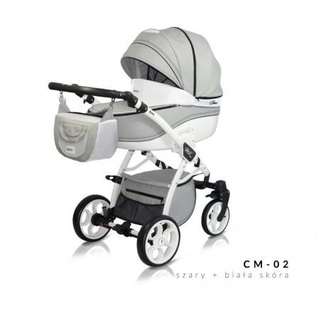 Baby trolley 2in1 Milu Kids COMO