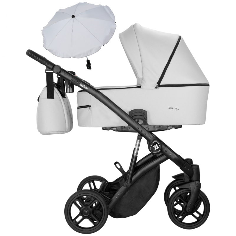 ATTESO LEDO 3in1 - Baby trolley