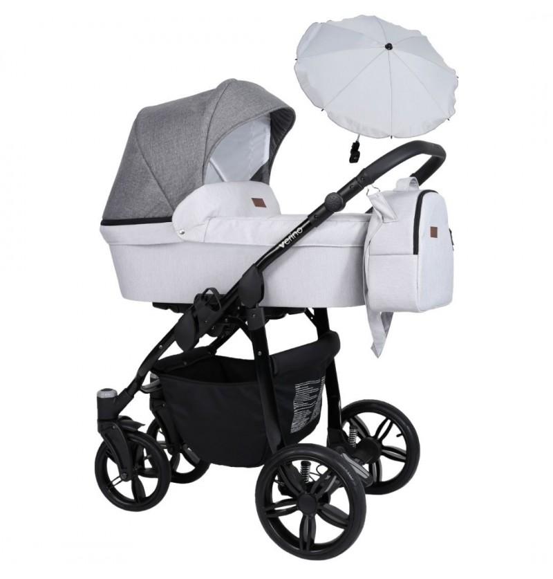 Baby trolley 3in1 Kunert VERINO