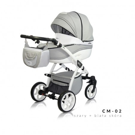 Baby trolley 3in1 Milu Kids COMO